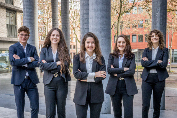 International Case Competition at Maastricht